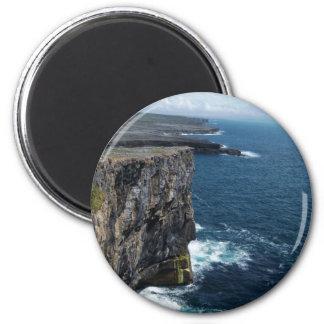 Dún Aonghasa 2 Inch Round Magnet