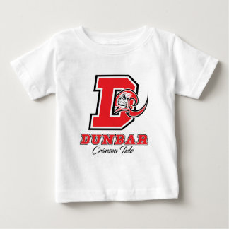 Dunbar Crimson Tide Pride Baby T-Shirt