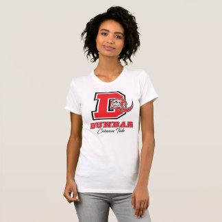 Dunbar Crimson Tide Women's T-Shirt