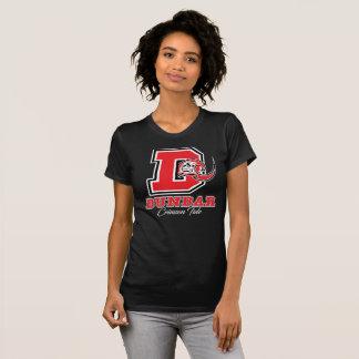 Dunbar Crimson Tide Women's T-shirt (dark)