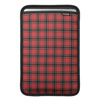 Dunbar Scotland District Tartan Sleeve For MacBook Air