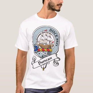 Duncan Clan Badge T-Shirt