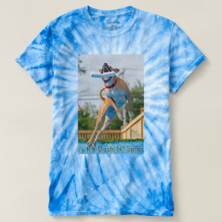 Duncan custom dock diving t shirt