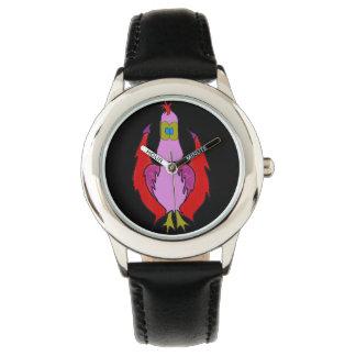 duncan dino dragon cartoon wrist watch
