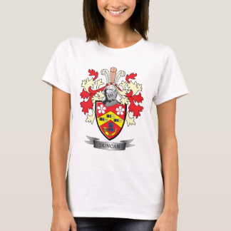 Duncan Family Crest Coat of Arms T-Shirt