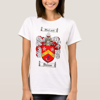 DUNCAN FAMILY CREST -  DUNCAN COAT OF ARMS T-Shirt