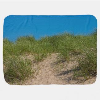 Dune And Oats Baby Blanket