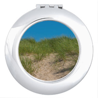 Dune And Oats Travel Mirror