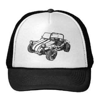 Dune Buggy Trucker Hat