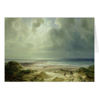 Dune by Hegoland, Tranquil Sea Card