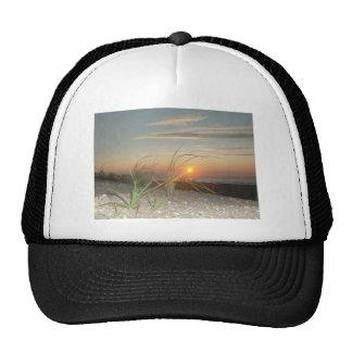 Dune Grass Sunrise Trucker Hat