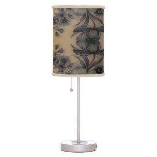 Dune Pale Oyster Flora Desk Lamps
