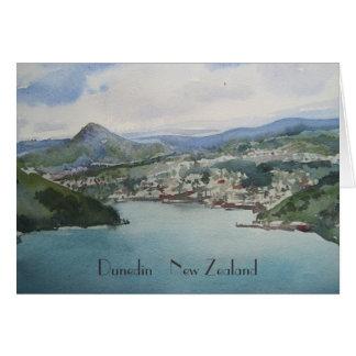 Dunedin, New Zealand Greeting Card