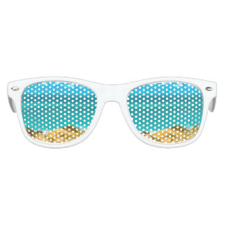 Dunes and Ocean Jericoacoara Brazil Kids Sunglasses