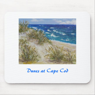 Dunes at Cape Cod Mouse Pad