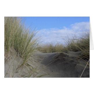 Dunes Card