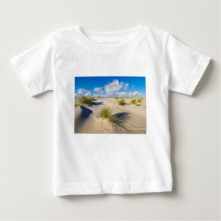 Dunes on the North Sea island Amrum Baby T-Shirt