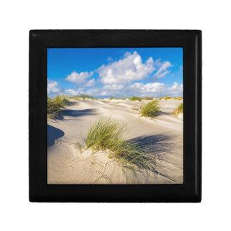 Dunes on the North Sea island Amrum Gift Box