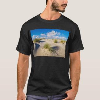 Dunes on the North Sea island Amrum T-Shirt