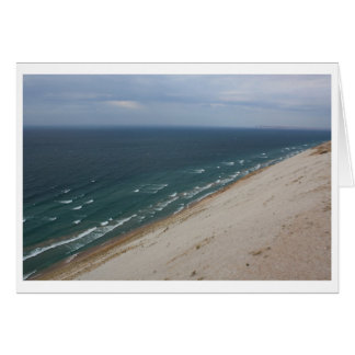 Dunes Shoreline Card