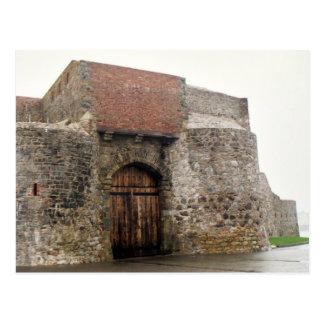 Dungarvan Castle Postcard