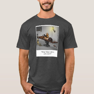 """Dungeon Humor """"Potty Mouth"""" Tee Shirt"""