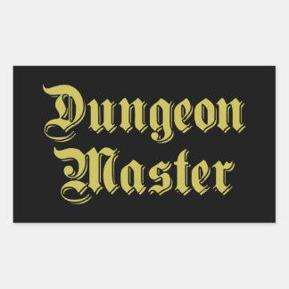 Dungeon Master Sticker