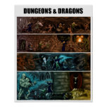 Dungeon Masters Poster