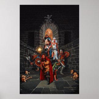 Dungeon of Doom Poster