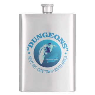 Dungeons Hip Flask
