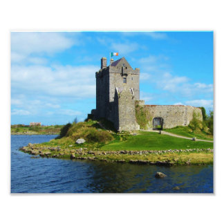 Dunguaire Castle, Ireland Photo Print