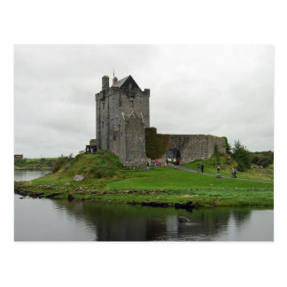 Dunguaire Castle Postcard