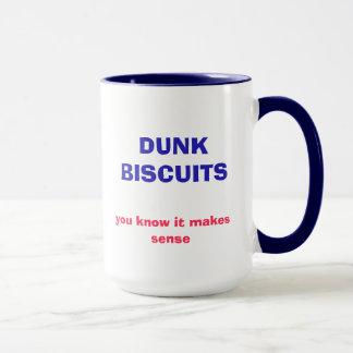 Dunk Biscuits Mug