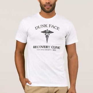 Dunk Face Recovery Clinic T-Shirt