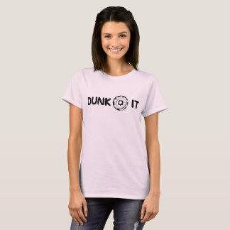 Dunk It Illustrated Donut T-Shirt