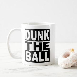 Dunk the Ball Coffee Mug