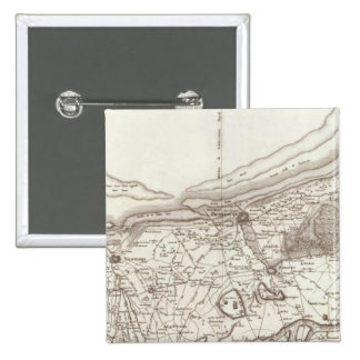 Dunkerque 2 Inch Square Button