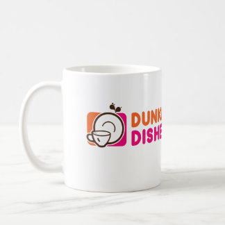 Dunkin Dishes Coffee Cup