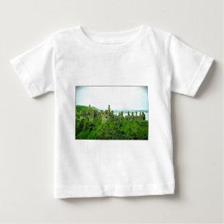 Dunluce Castle, Co.Antrim Baby T-Shirt