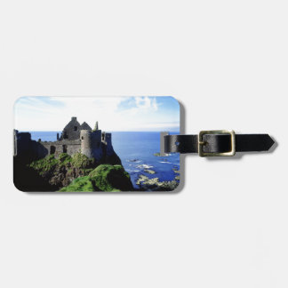 Dunluce Castle Luggage Tag