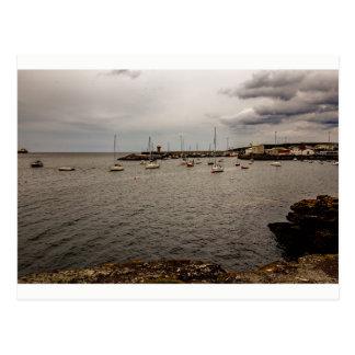 """Dunmore East harbor, Ireland"" postcards"