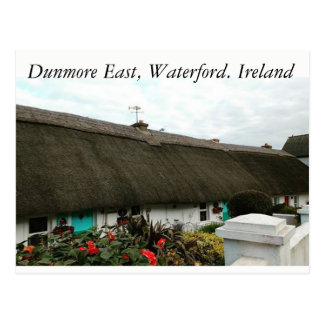 Dunmore East, Waterford, Ireland Postcard