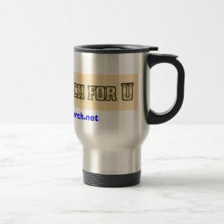 DUNN travel mug for U