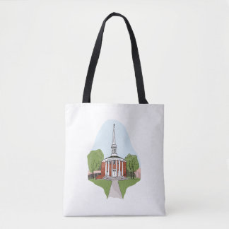Dunning Memorial Chapel Tote Bag