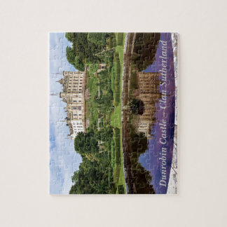 Dunrobin Castle – Clan Sutherland Jigsaw Puzzle