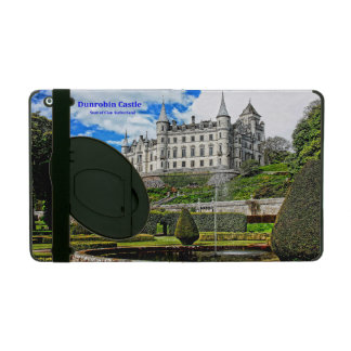 Dunrobin Castle  Seat of Clan Sutherland iPad Case