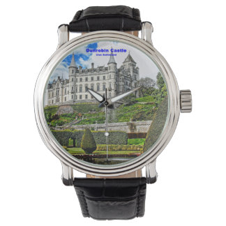Dunrobin Castle  Seat of Clan Sutherland Watch