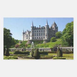 Dunrobin Castle Sticker