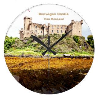 Dunvegan Castle Large Clock
