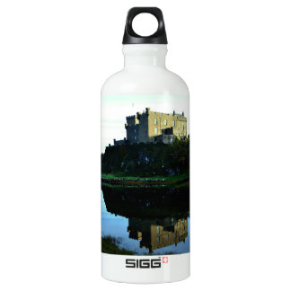 Dunvegan Castle on Skye Water Bottle